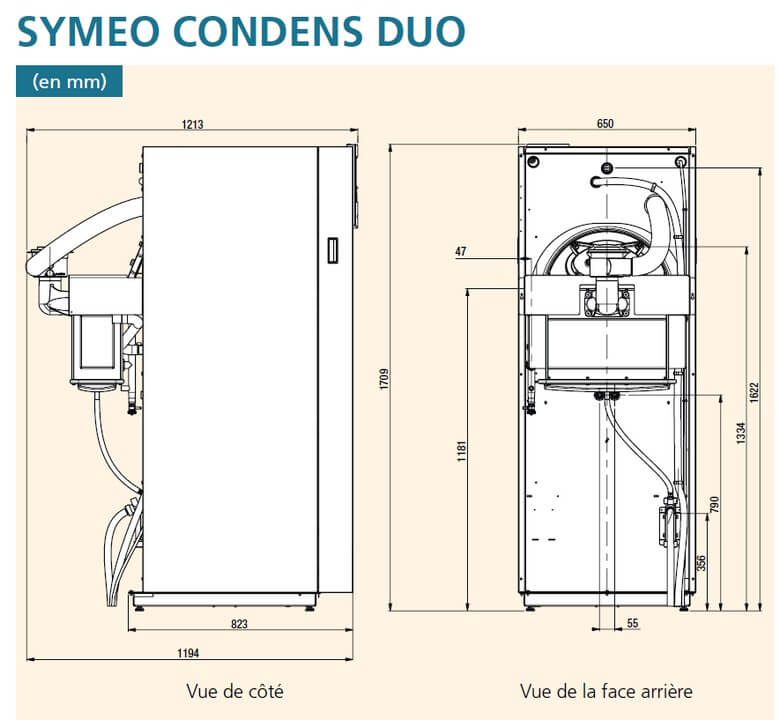 Chaudiu00e8re Fioul Condensation Atlantic Symeo Condens Duo ...